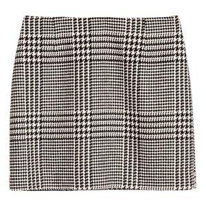 H&M Jacquard Weave Skirt